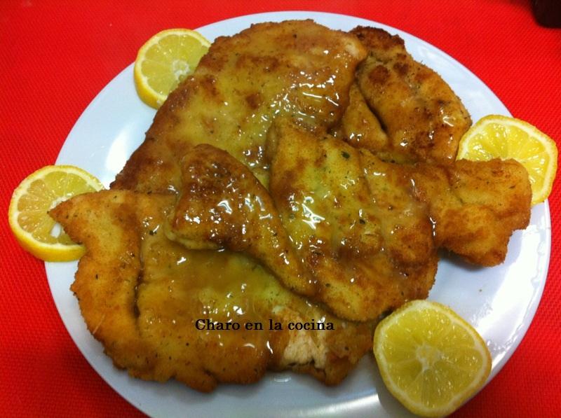 Charo en la cocina pollo al limon china - Pollo al limon isasaweis ...