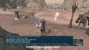 Free Download Games Final Fantasy XI Wings of the Goddess PCSX2 ISO For PC Full Version ZGASPC