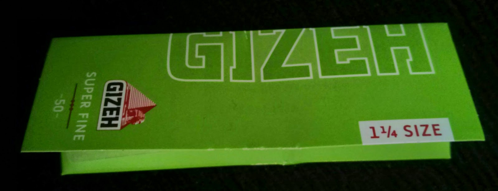 papel Gizeh liar fumar