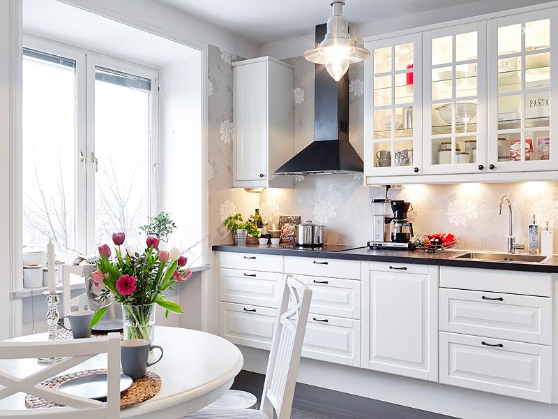 decoracao de apartamentos pequenos cozinha : decoracao de apartamentos pequenos cozinha:Achados de Decoração, blog de decoração, apartamento pequeno