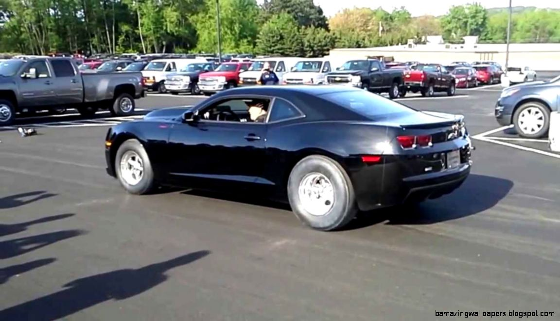 2013 427 COPO Camaro dealership delivery   YouTube