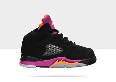 Air Jordan 5 Retro (2c-10c) Infant/Toddler Boys' Shoe 440890-067
