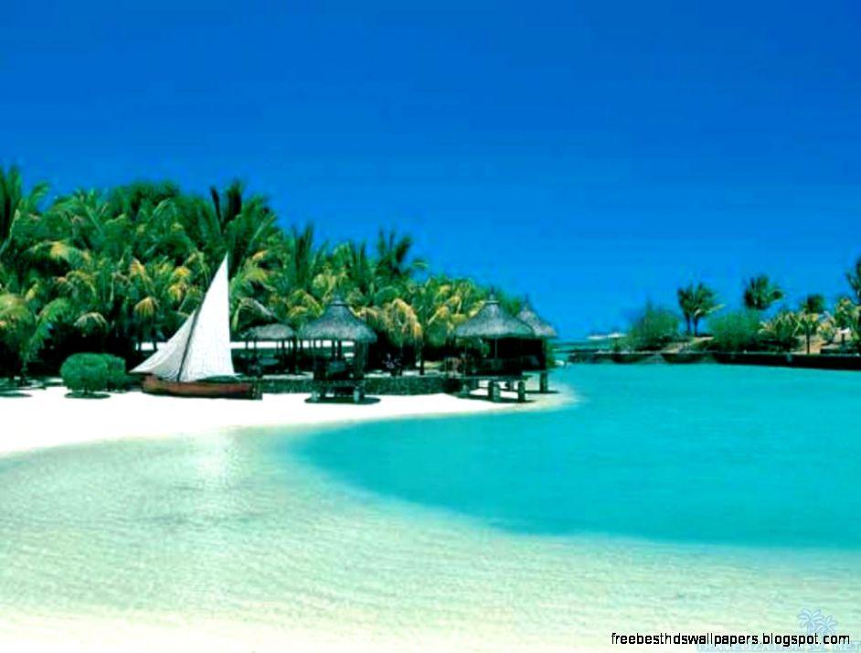 tropical beach wallpaper 120 - photo #34