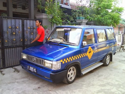 modifikasi kijang super ceper