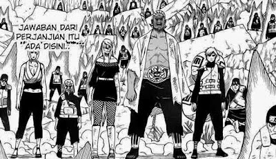 Komik Naruto Chapter 648 Bahasa Indonesia