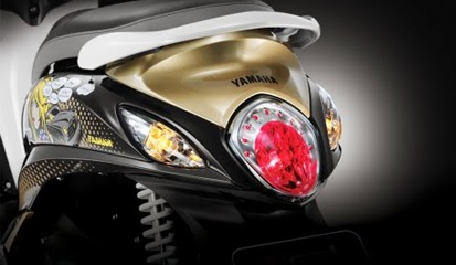 New Yamaha Fino Fi Terbaru 2014 | Spesifikasi Lengkap dan Harga