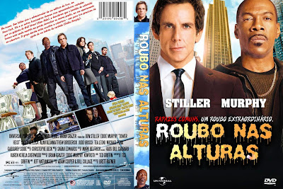 Roubo Nas Alturas DVD Capa