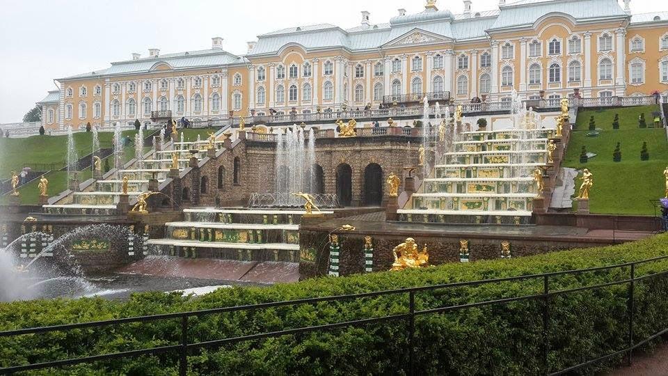 Sankt-Peterburqda keçirilən elmi-praktik konfransda iştirakım