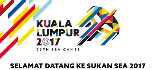 Sukan SEA 2017 Malaysia Laki Terok
