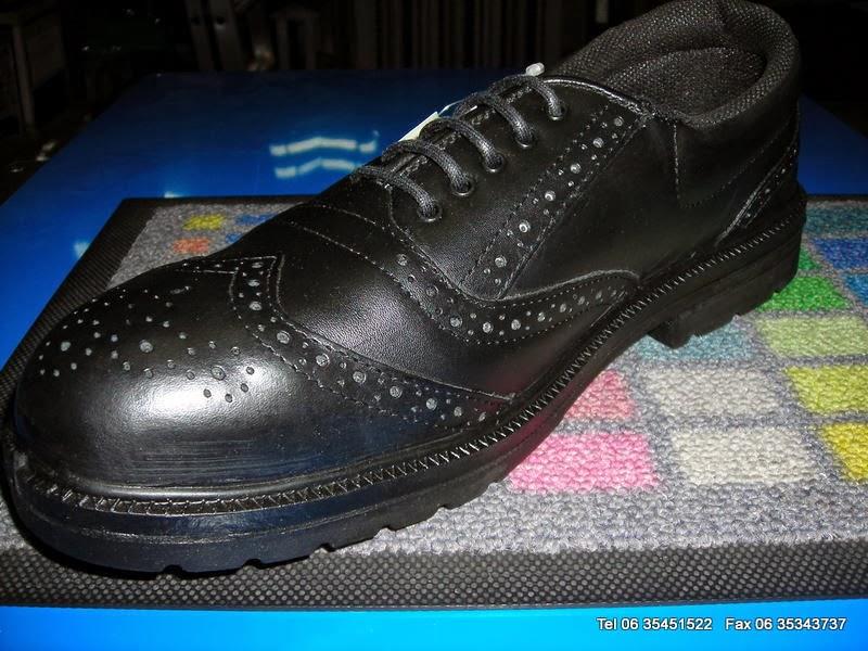 scarpe antinfortunistiche eleganti