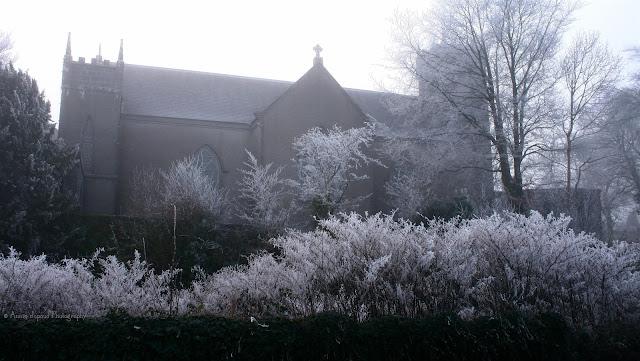 the church, Oughterard