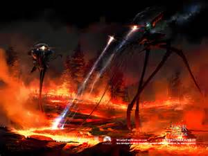 War of the Worlds Returns with a BANG!