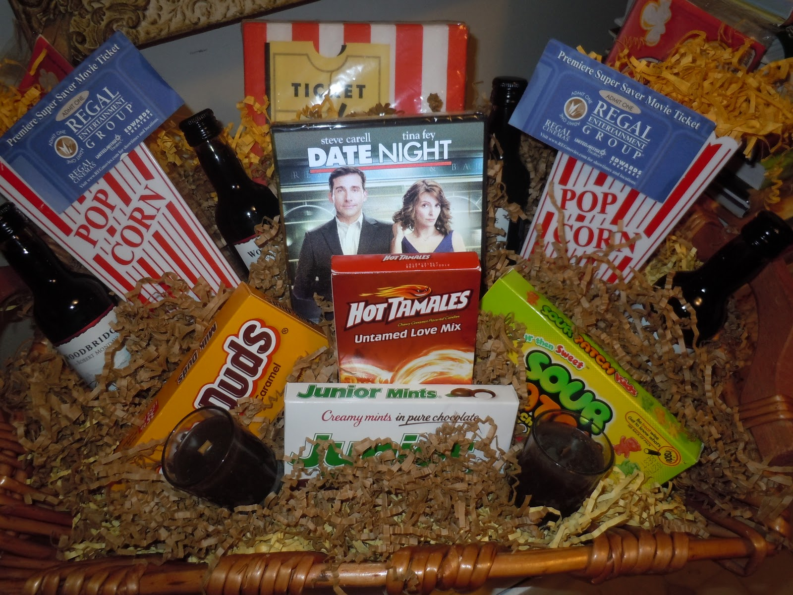 i do declare gift idea date gift basket