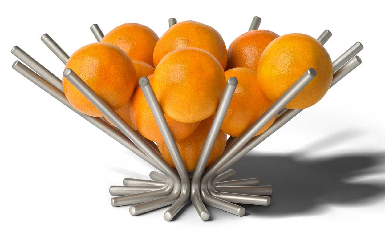 15 Beautiful Fruit Bowls and Modern Fruit Holder Designs - Part 3.