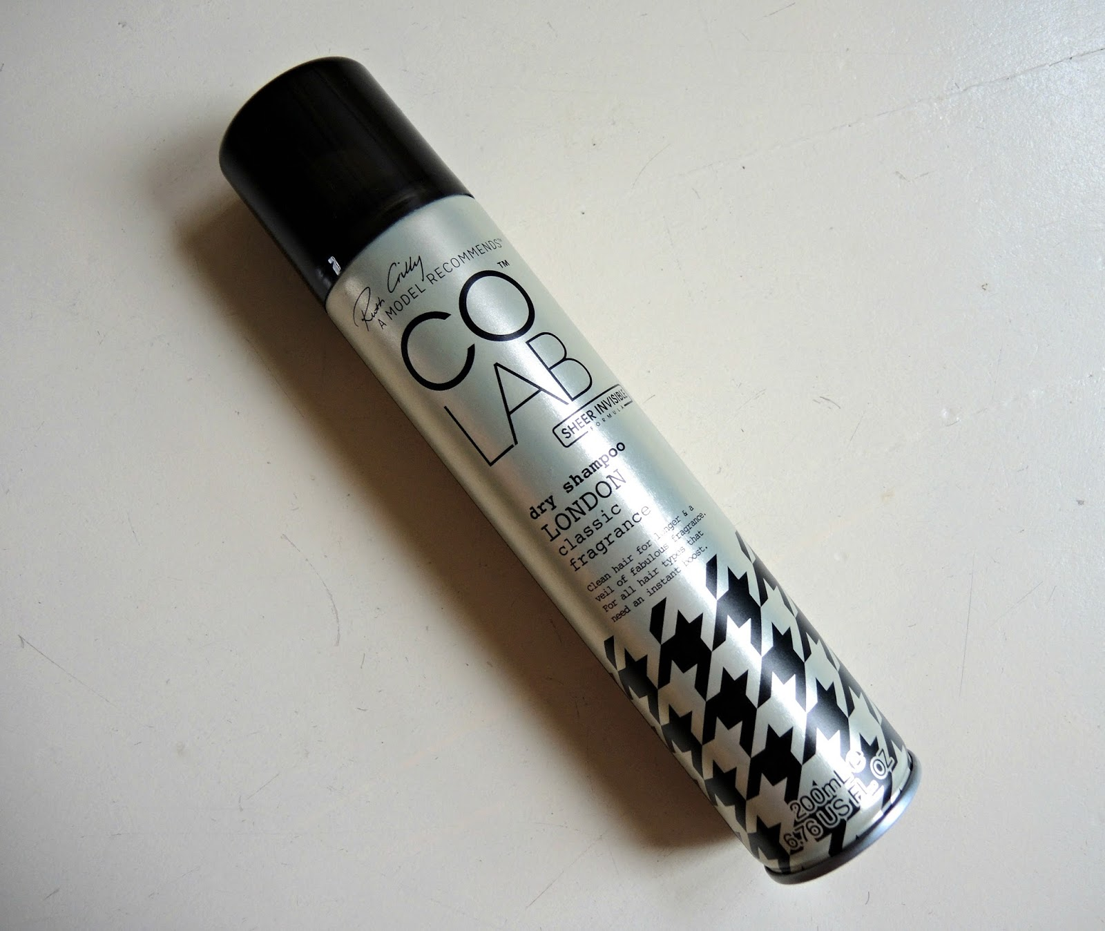 COLAB Dry Shampoo London Review