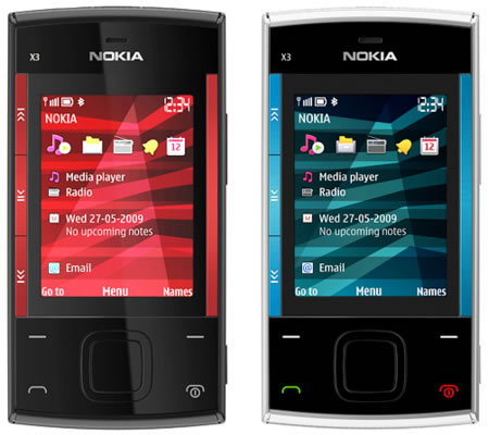 The Another Look Blog Of Reviews By Suraj Nokia X3 Music Phone