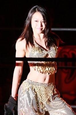 Syuri - japanese womens wrestling