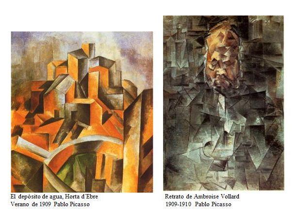 Resultado de imagen para imagenes de cubismo analitico