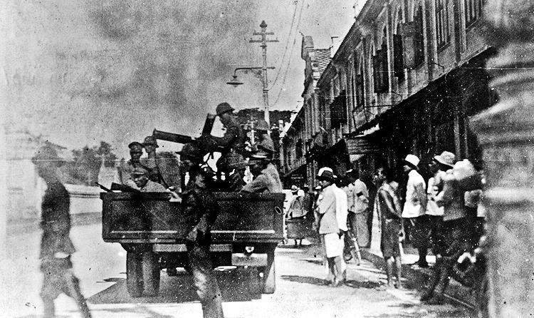1932 Putsch Thailand