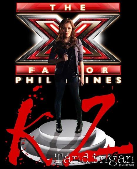 x factor ph kz tandingan