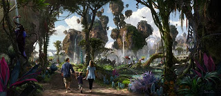 Avatar Land At Disney's Animals Kingdom