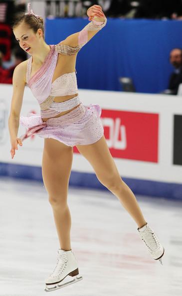 Figure sexy skater