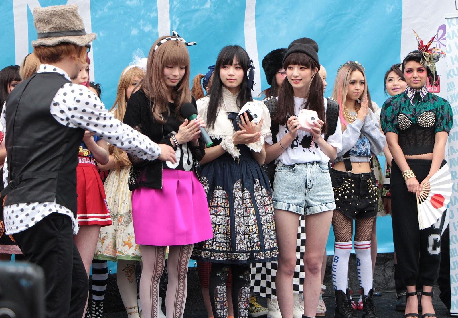 6% doki doki, j pop summit, yuka, kawaii, fashion, harajuku, kyary pamyu pamyu, yura, saki seto, kawaii, sebastian masuda