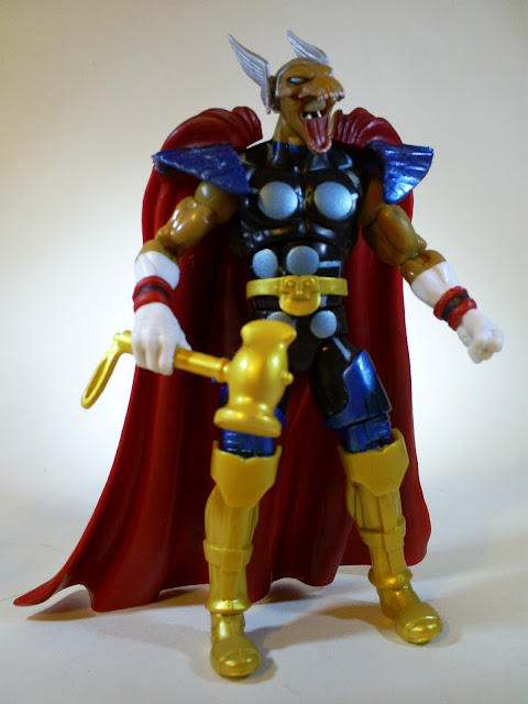 lego beta ray bill - photo #31