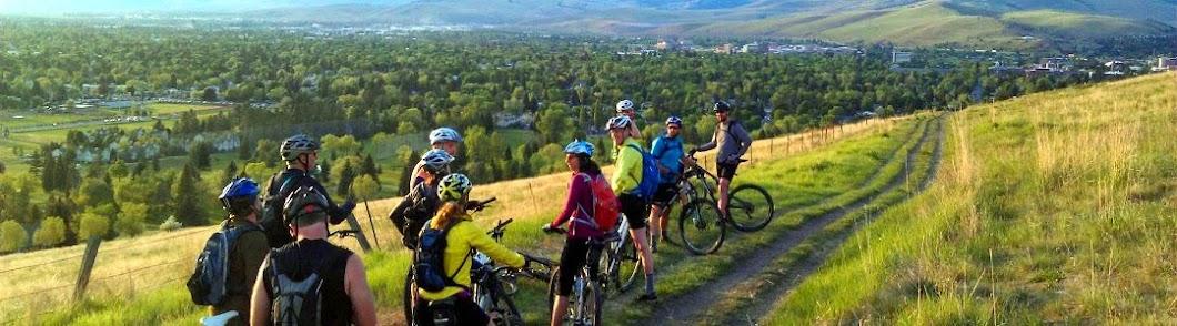 biking MT