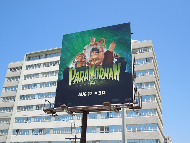 ParaNorman billboard