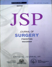 Journal of Surgery Pakistan