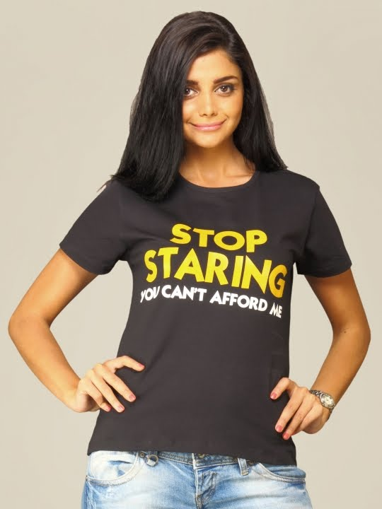 Awesome t shirts for girls online fashion world world for Funky t shirts online