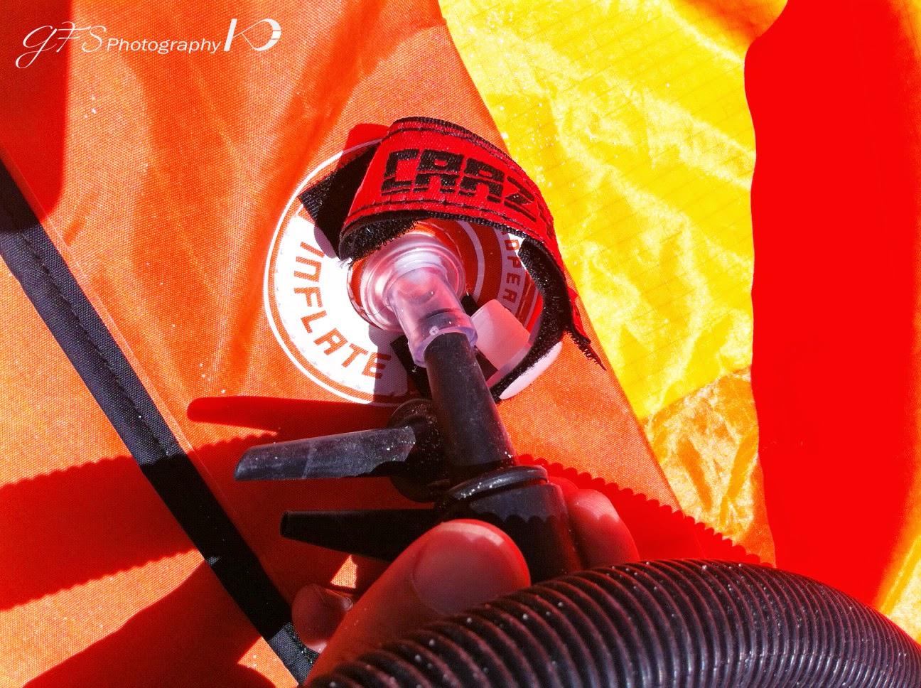 kitesurf kiteboard kite valves nozzle
