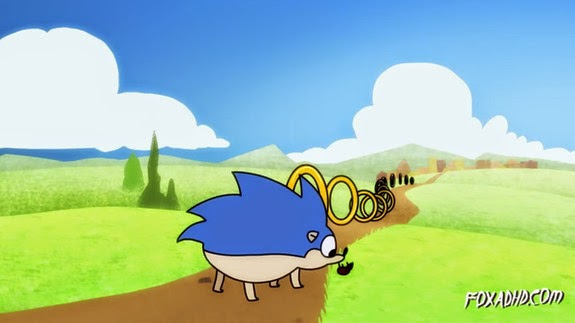 Sonic the hedgehog scientifically accurate
