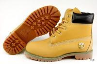 Timberland Boots Yellow