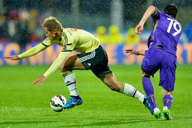 TARUHAN ONLINE : Fiorentina Menang Tipis 1 Goal Dari AC Milan, Hasil Score ( 2 - 1 )