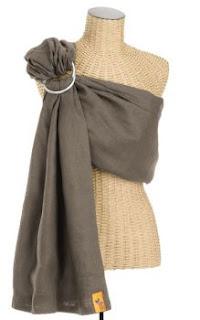 Granola babies ring sling