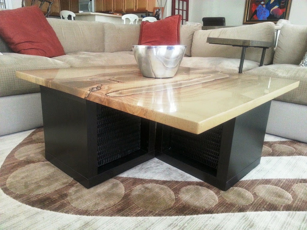 Superior Granite Coffee Table With EXPEDIT Wall Shelf And Lack Granite Top Sofa Table
