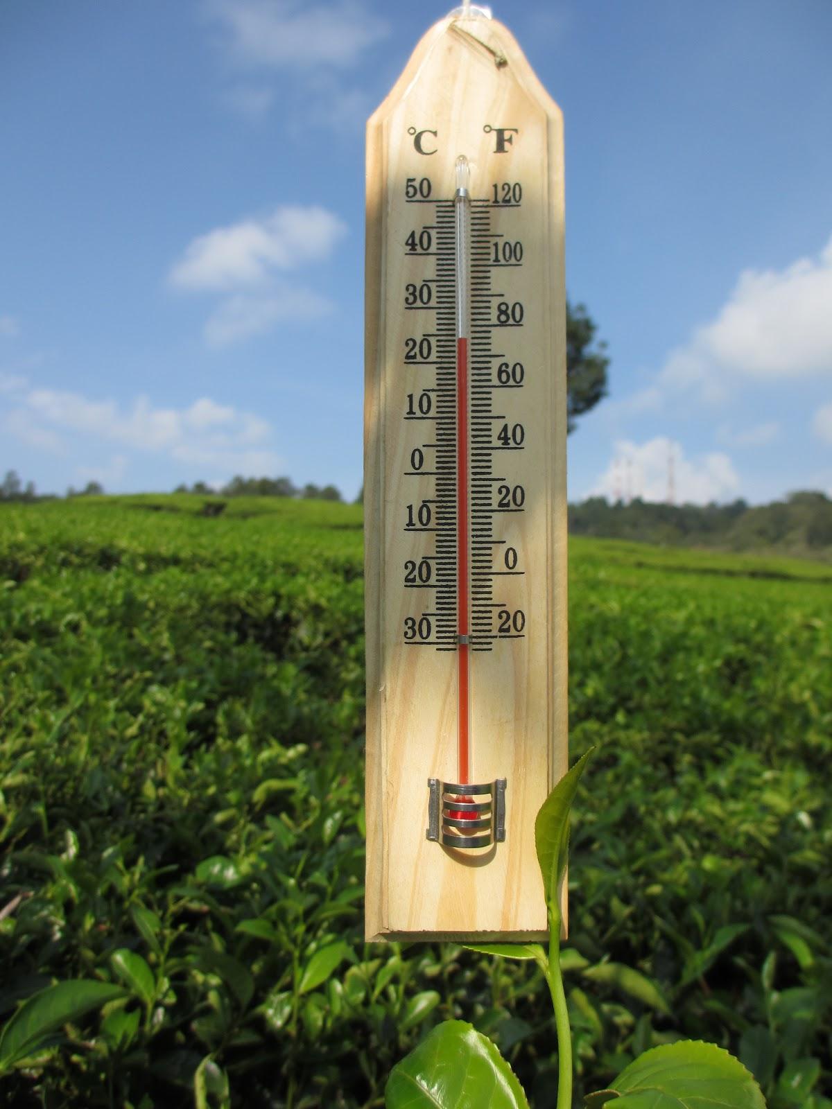 Judul :Pengukuran Suhu