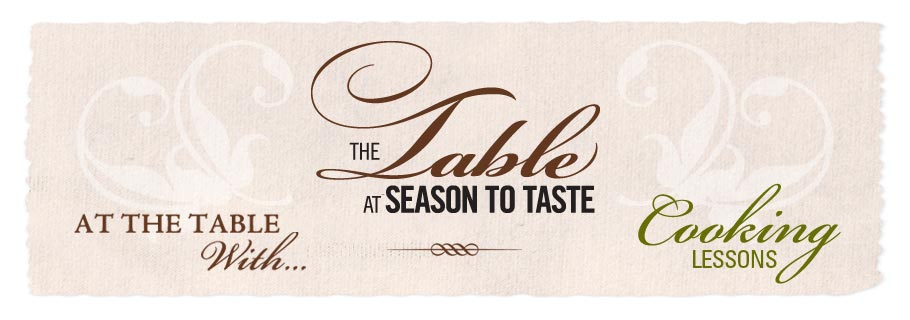 The Table at Season to Taste