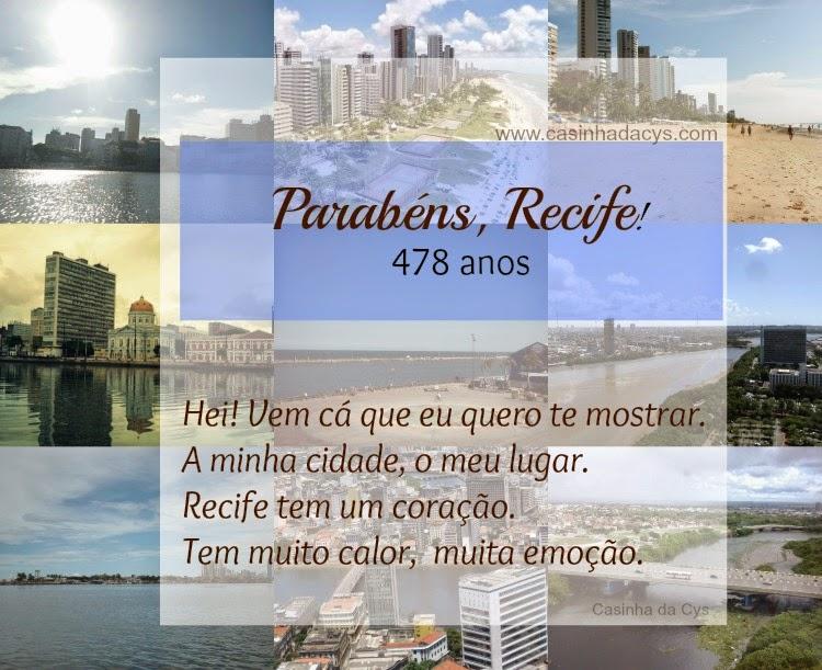 Aniversário do Recife