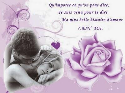 citation amour kikoo