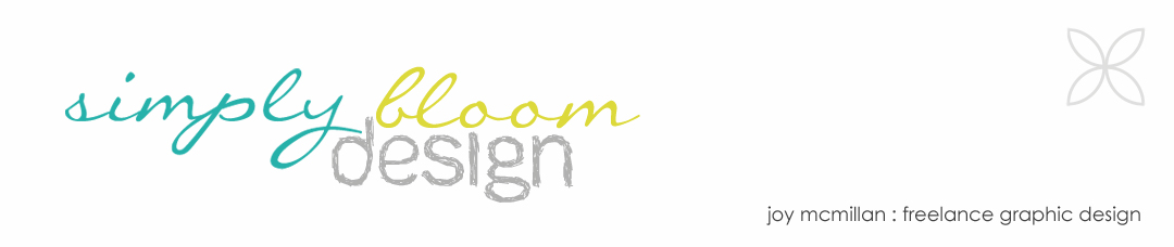 Simply Bloom {Design}