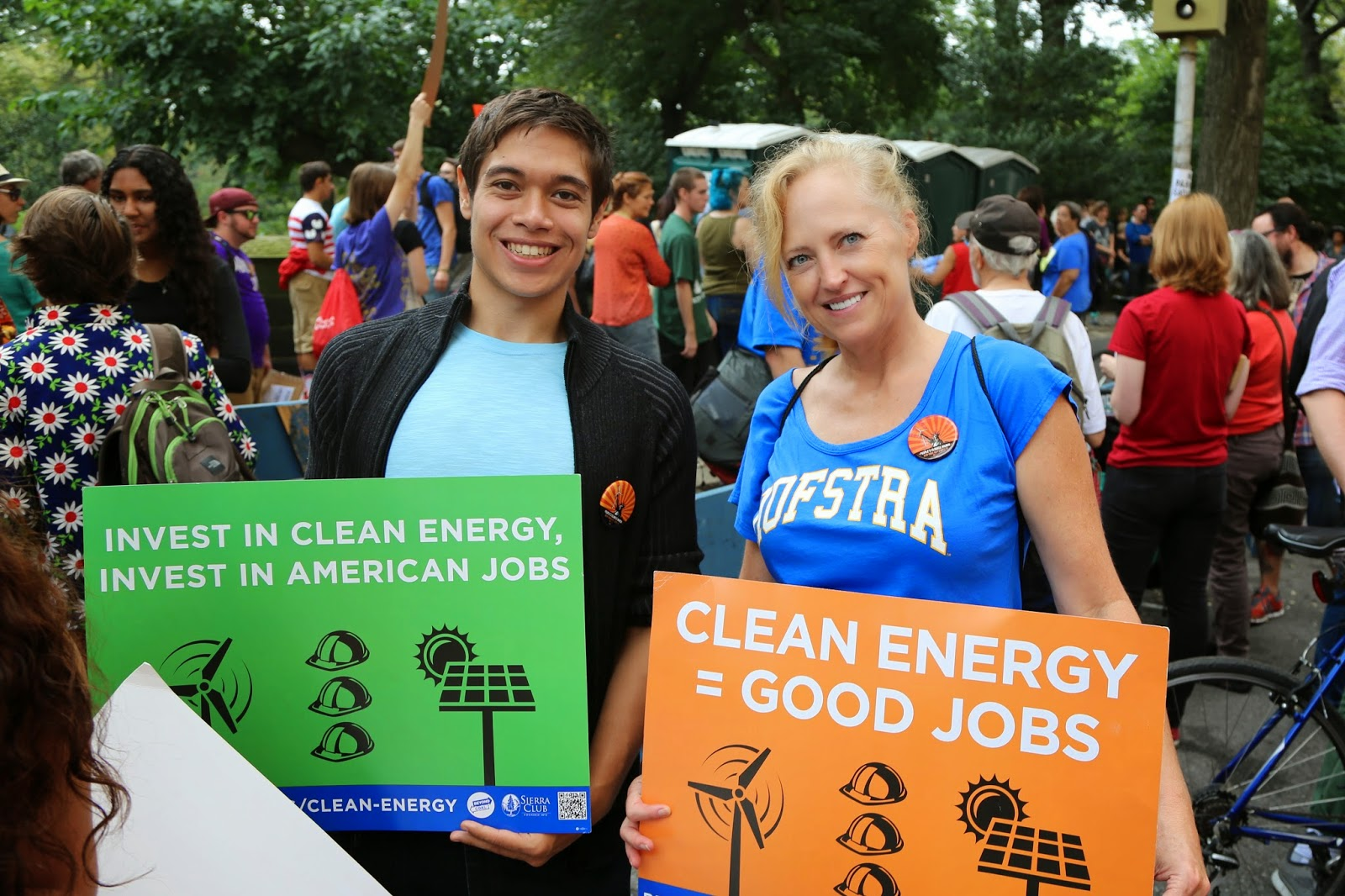 Top 5 Moments For Hofstra Sustainability Studies Fall 2014