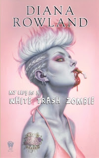 White Trash Zombie cover