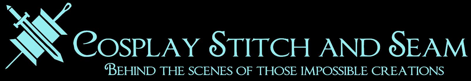 Cosplay Stitch and Seam