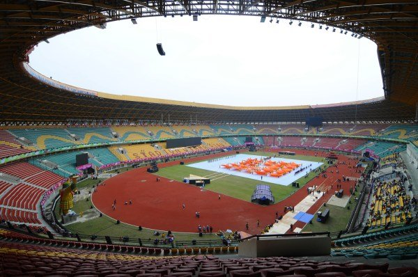 Stadion-stadion Megah di Indonesia   unosa