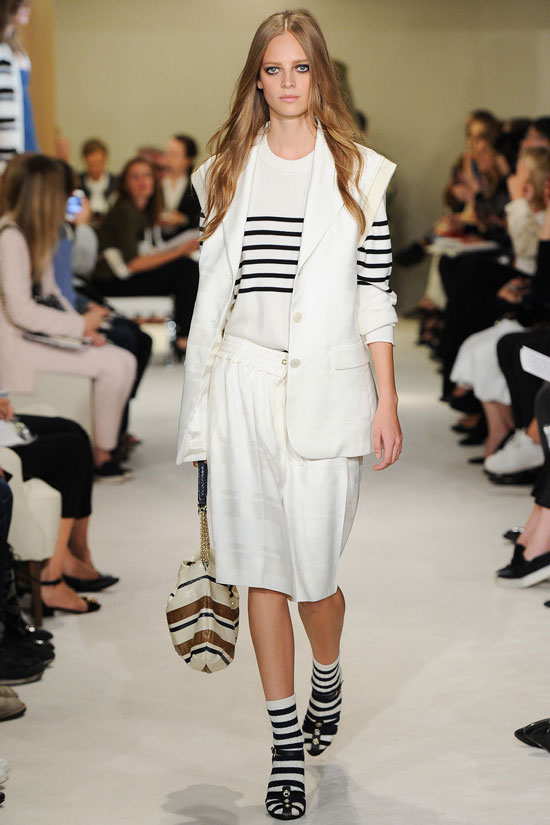 Via fashionedbylove| Outfit inspiration | Sonia Rykiel Spring/Summer 2015 collection |