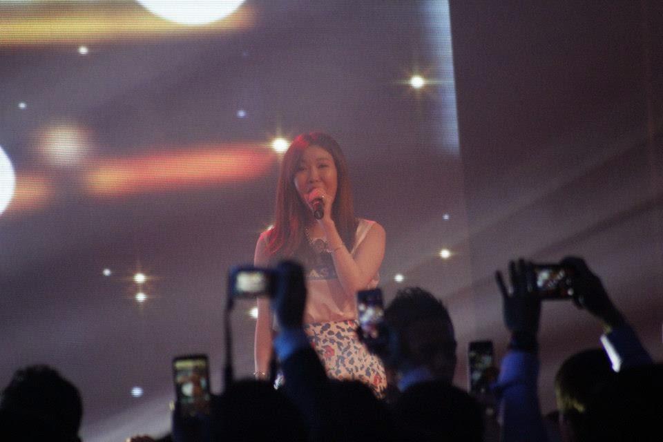 Davichi, Kang Min Kyung, Lee Hae Ri, Sabah, Kpop, Malaysia