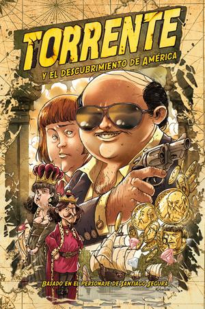 Torrente y el descubrimiento de América 1